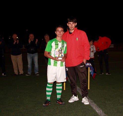 mejor jugador Asier Sanchez